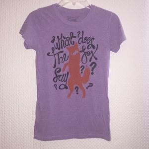 🦊 Ylvis what did the fox say Mighty Fine Tee 🦊